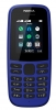 nokia 105 4th blue